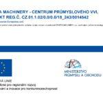 ZEVETA MACHINERY - CENTRUM PRŮMYSLOVÉHO VVI